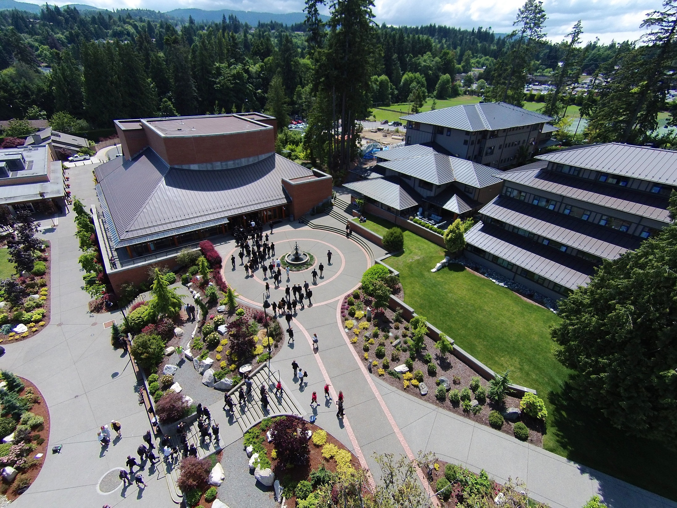 Academic Camp Canada at Brentwood College School, Victoria, Vancouver Island